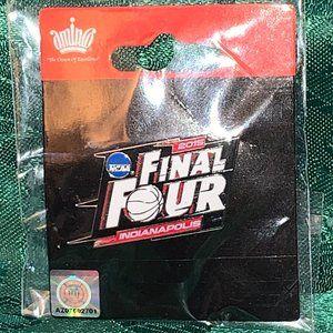 NIP NCAA Final Four LAPEL PIN 2015